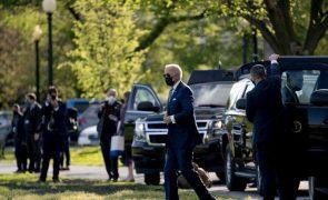 EUA/Floyd: Biden diz que provas no julgamento são