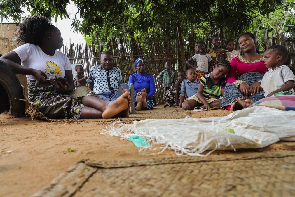 Governo contabilizou mais de 723 mil deslocados no norte e centro de Moçambique