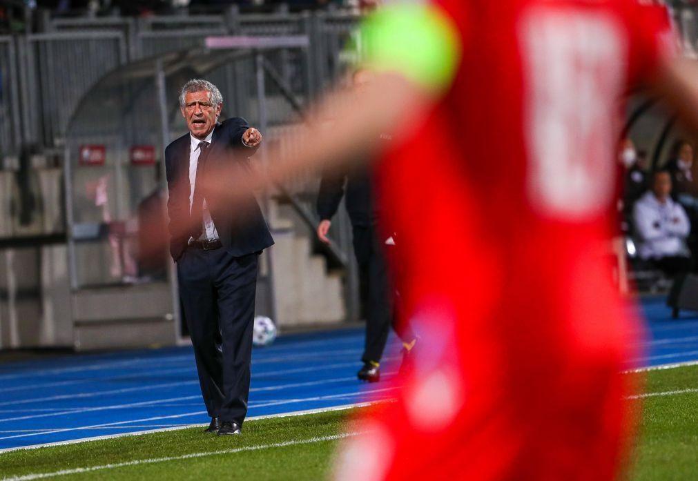 Superliga: Fernando Santos mostra-se