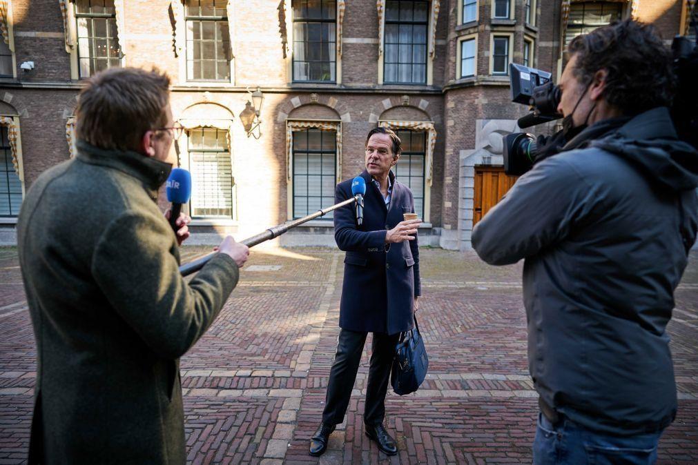 Covid-19: Países Baixos sem recolher obrigatório e reabrem esplanadas em 28 de abril