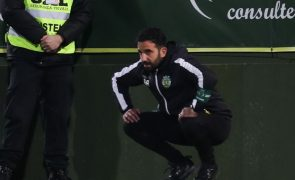 Superliga: Rúben Amorim deseja que