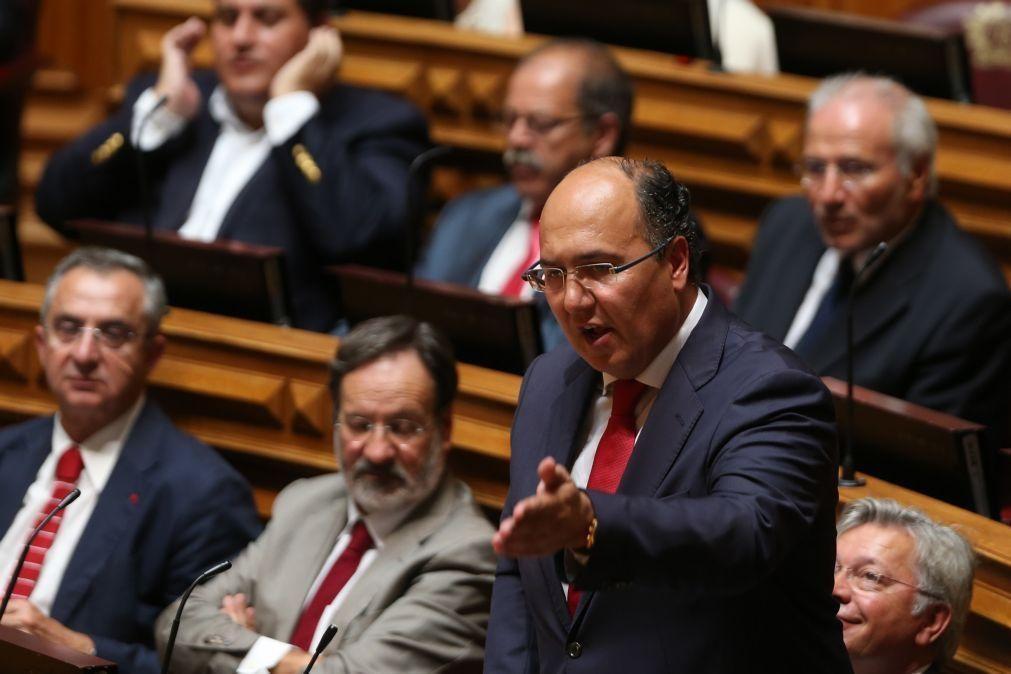 Levantada imunidade parlamentar a deputado do PS António Gameiro