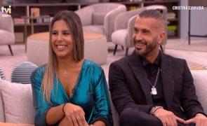 Bruno Savate e Joana Albuquerque assumem relação