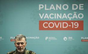 Covid-19: Vacinação diária de 100 mil pessoas