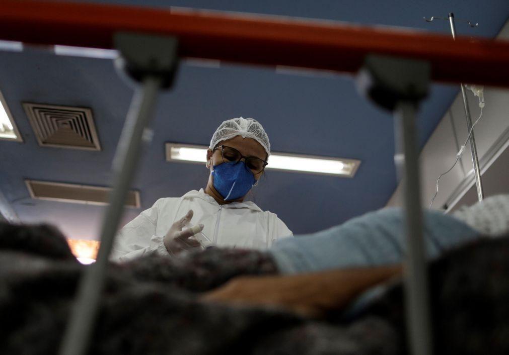 Covid-19: Brasil chega a 14 milhões de casos e volta a superar 3.000 mortos em 24 horas