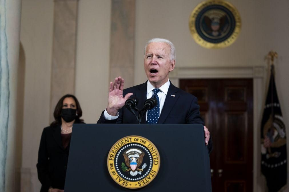 Casa Branca exige que Congresso aprove reformas após veredito no caso George Floyd