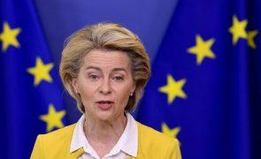UE/Presidência: Von der Leyen