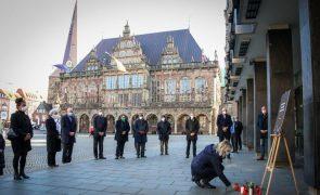 Covid-19: Alemanha regista 24.884 novas infeções e 331 mortos nas últimas 24 horas