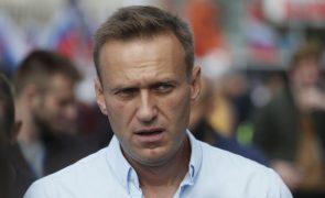 Aliados de Navalny alvo de rusgas da polícia em várias cidades da Rússia