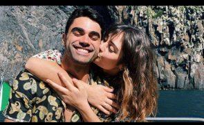 Filipa Nascimento está noiva. Atriz foi pedida em casamento na Madeira