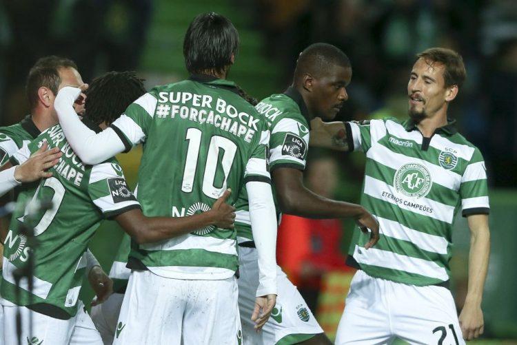 Sporting vence Vitória de Setúbal e já está a dois pontos do Benfica