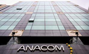 Covid-19: Incidentes de segurança notificados à Anacom caem 20% para 64 em 2020
