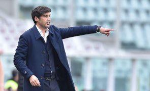 Superliga: Paulo Fonseca é