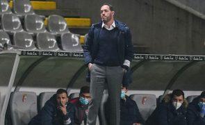 Ricardo Soares quer equilíbrio no Gil Vicente depois da vitória na Luz
