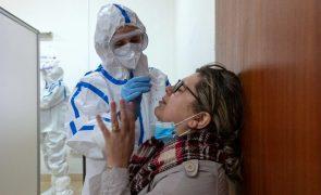 Covid-19: Açores com 24 novos casos e 22 recuperações