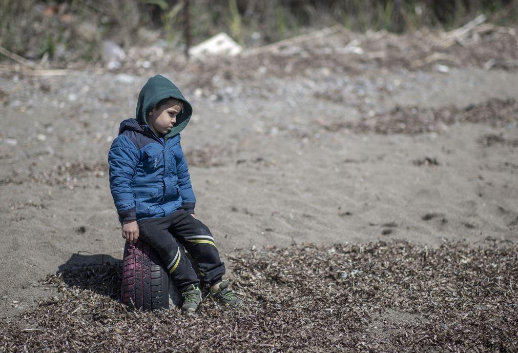 Portugal vai receber mais 50 refugiados, 24 são menores não acompanhados