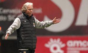 Superliga: Jorge Jesus considera que torneio é