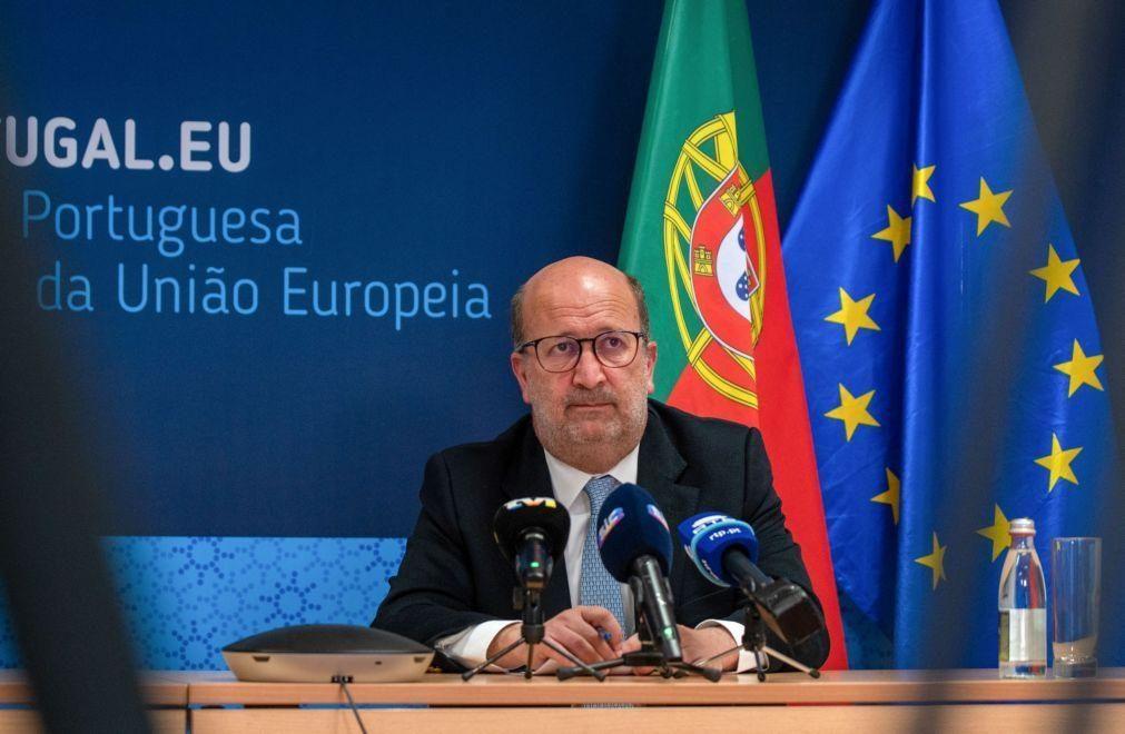 UE/Presidência: Lei do clima pode ser aprovada por unanimidade - Matos Fernandes