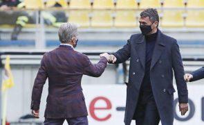Superliga: Maldini diz que