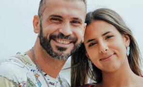 Joana Albuquerque e Bruno Savate revelam destino de férias [vídeo]