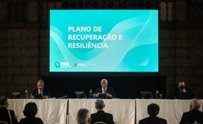 Governo já entregou Plano de Recuperação e Resiliência à Comissão Europeia