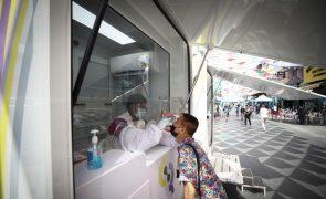Covid-19: Casos de infeção no mundo superam os 143 milhões