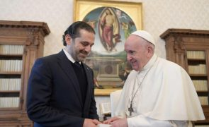 Papa Francisco quer visitar o Líbano logo que possível