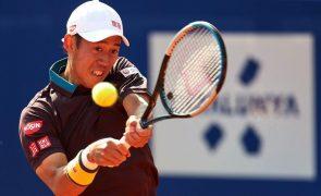 Kei Nishikori recebe último 'wild card' para o Estoril Open