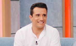 Marco Costa está separado da mãe do segundo filho