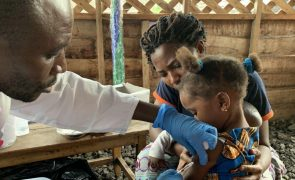 Covid-19: Mais de 16 milhões de crianças falharam vacinação do sarampo em África