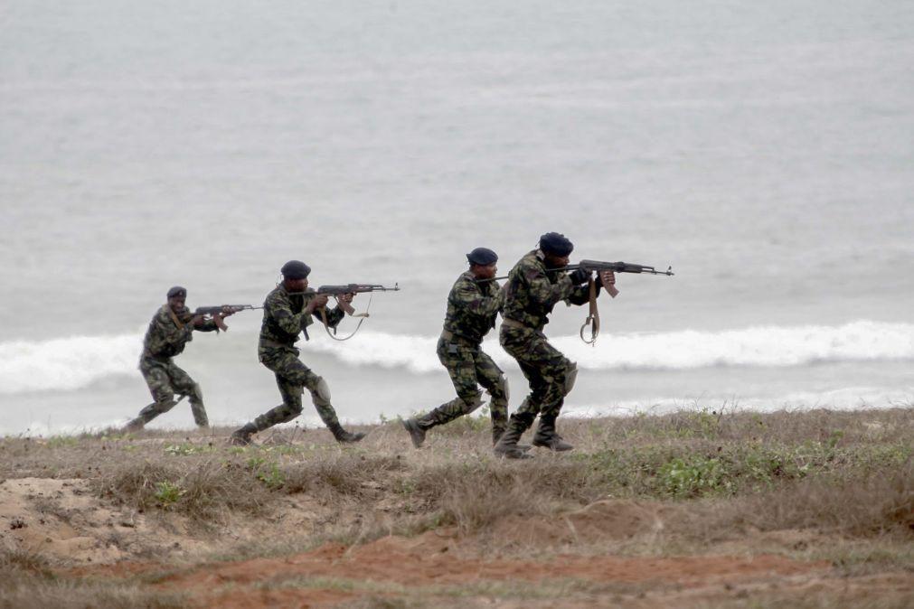 Parlamento angolano aprova diploma que legaliza envio de militares e paramilitares ao exterior