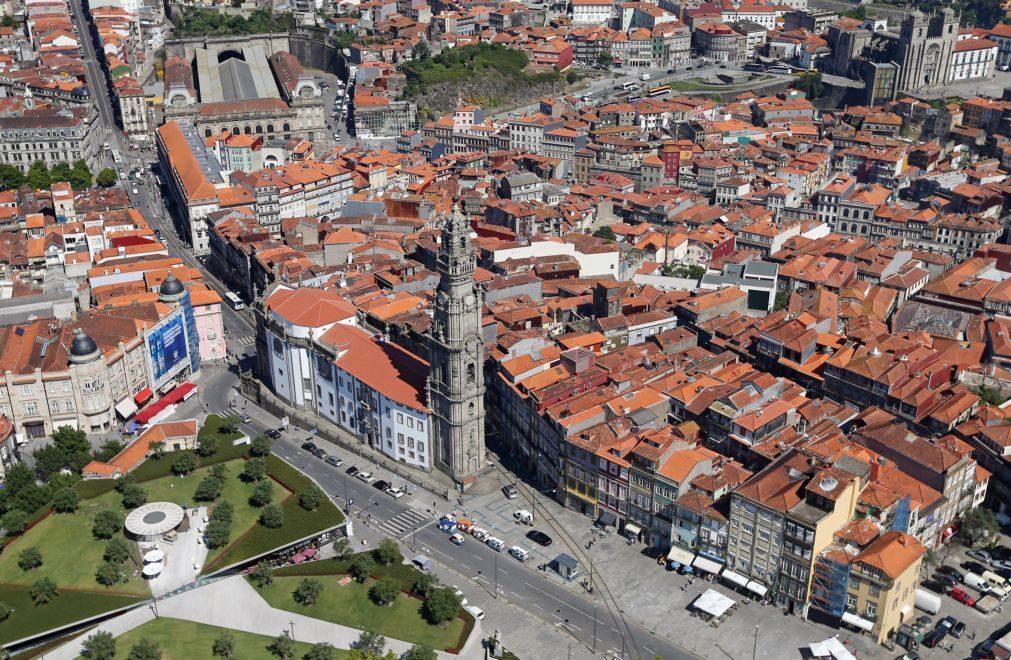 Torre dos Clérigos no Porto volta a abrir em maio