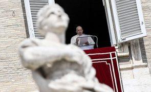 Papa Francisco pede ao mundo que zele pela Natureza