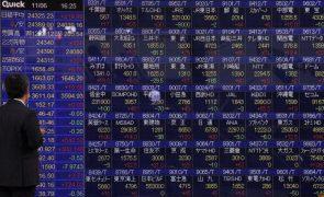 Bolsa de Tóquio fecha a perder 0,57%
