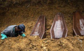Covid-19: Mais de 3,07 milhões de mortos e 144,6 miilhões de infetados no mundo