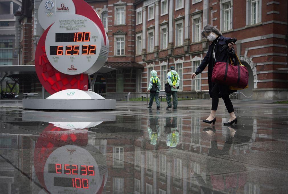 Covid-19: Japão declara terceiro estado de emergência em Tóquio