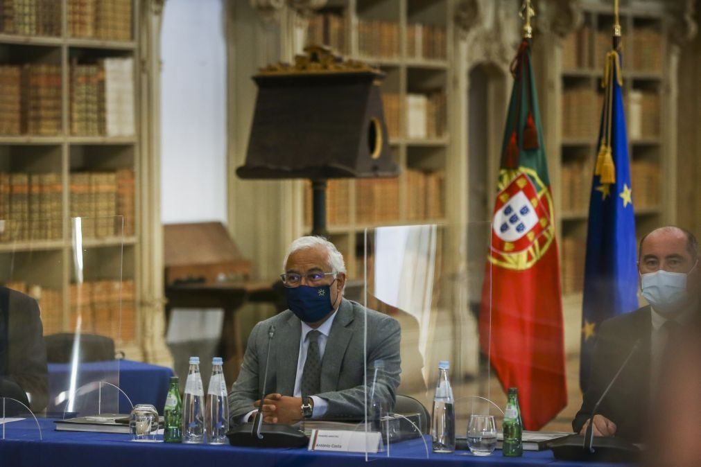 Costa defende que megacentro de dados em Sines é exemplo da transição digital e energética
