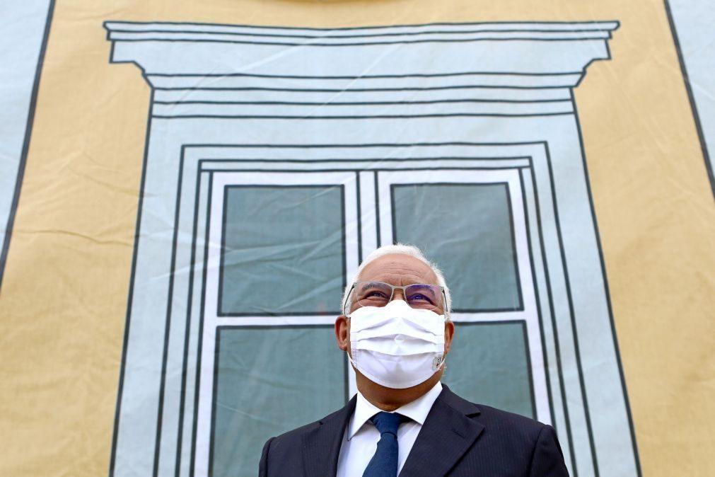 Primeiro-ministro diz que Sines pode ser