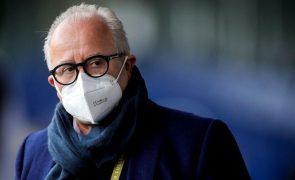 Euro2020: Presidente da federação alemã contraria UEFA e não garante público em Munique