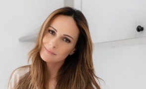 Helena Costa operada de urgência a tumor carcinoide