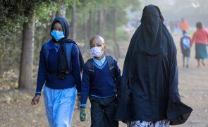 Covid-19: África com mais 65 mortes e 2.612 novas infeções