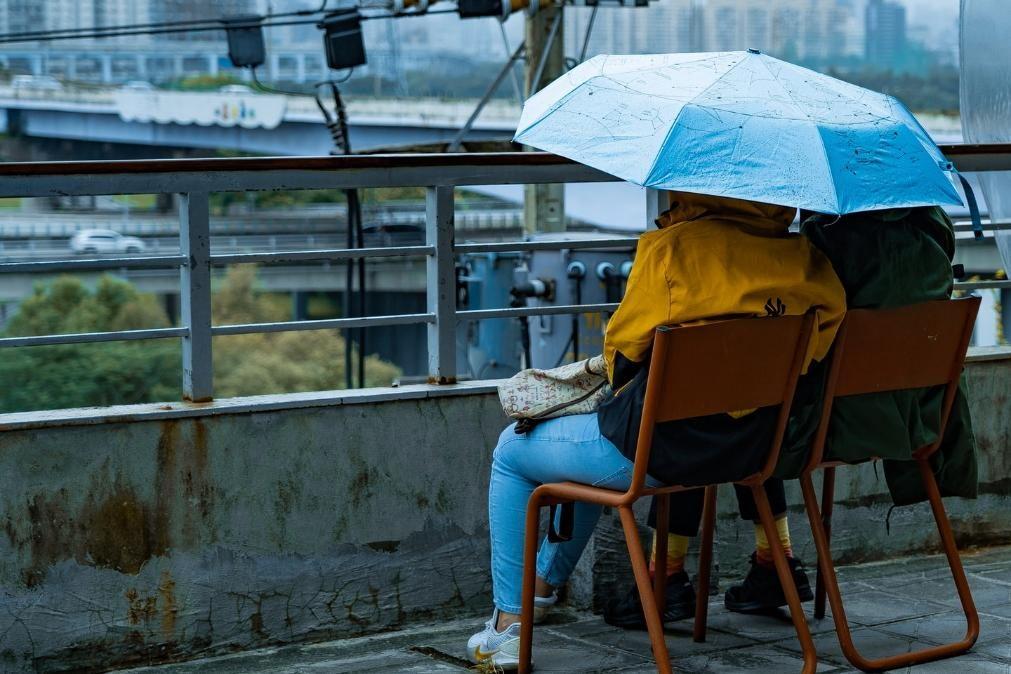 Meteorologia: Previsão do tempo para domingo, 25 de abril