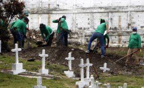 Covid-19: Mundo bate recorde de casos num dia e totaliza 3.088.103 mortos