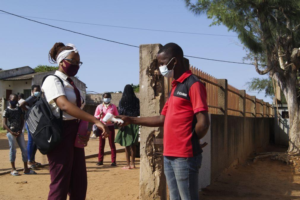 Covid-19: Mais um óbito e 46 novos casos em Moçambique