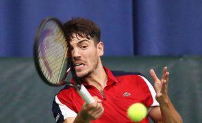 João Domingues falha acesso à segunda ronda do 'qualifying' do Estoril Open