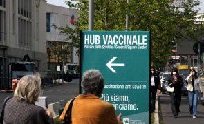 Covid-19: Itália regista 13.817 novos contágios e 322 mortes nas últimas 24 horas