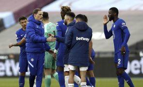 Chelsea vence duelo londrino com West Ham e isola-se no quarto posto europeu