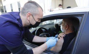 Covid-19: Mais de 14 milhões de pessoas em França já receberam uma dose de vacina