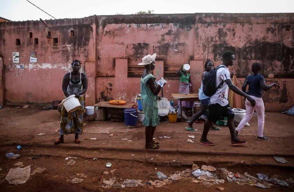 Covid-19: Guiné-Bissau regista mais um morto e dois novos casos