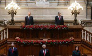 25 Abril: Parlamento assinala data com restrições pelo segundo ano consecutivo devido à covid-19